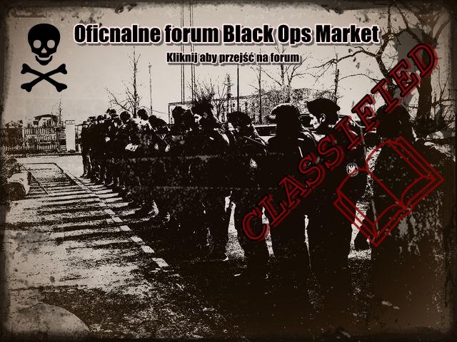 Forum sklepu Black Ops Market ASG